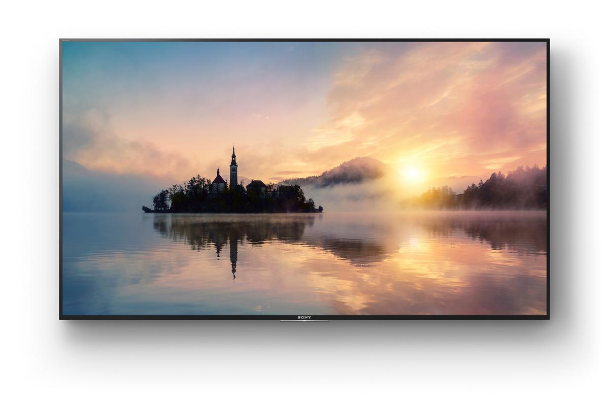 Sony выпустила телевизоры BRAVIA серии XE70 с поддержкой 4K HDR