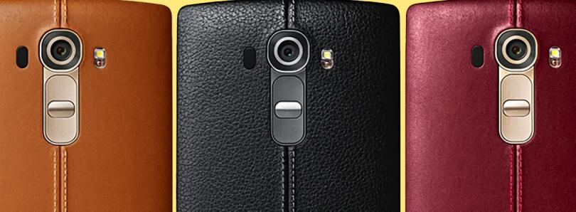 LG G4 начал обновляться до Android 7.0 Nougat