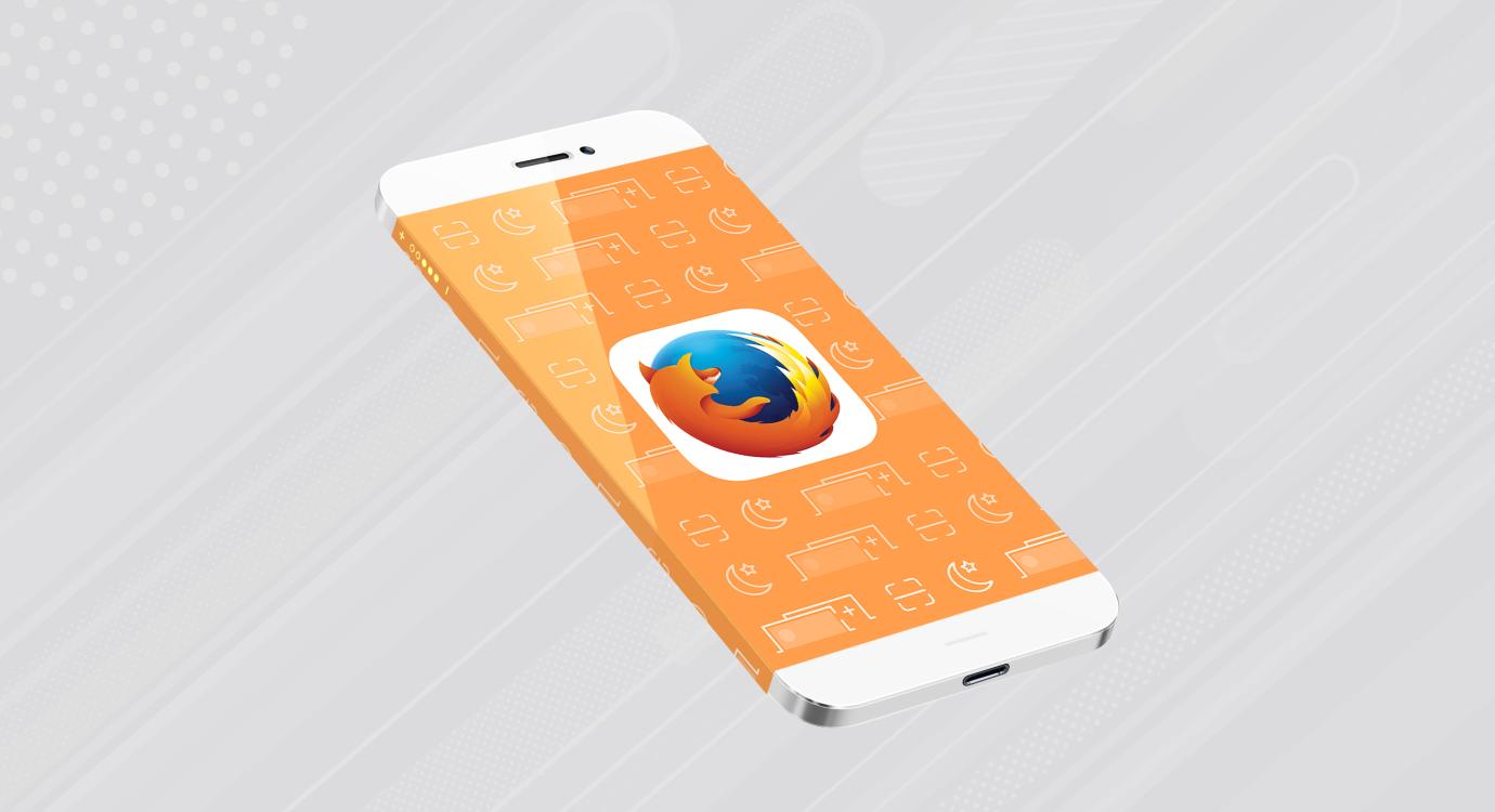 В Firefox для iOS появились ридер QR-кодов и ночной режим