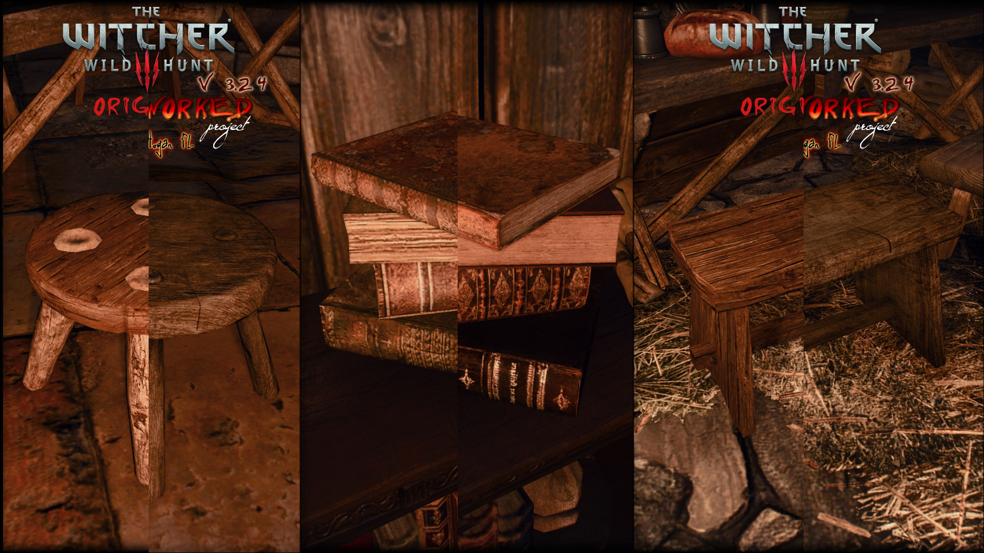 Мод The Witcher 3 HD Reworked Project обновлен