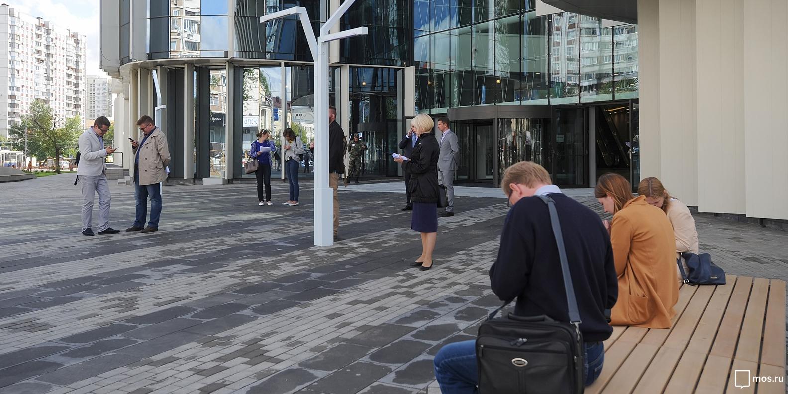 В Москве установили более тысячи базовых станций 4G в этом году