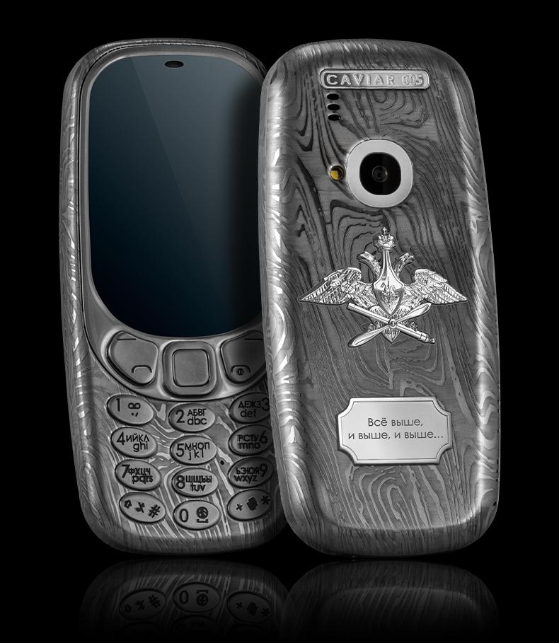 Caviar запускает «непобедимый» титановый Nokia 3310