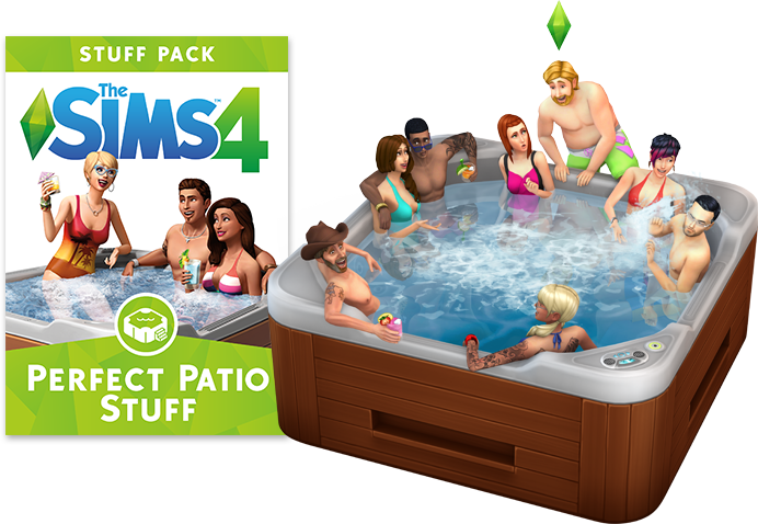 The Sims 4 выходит на консоли 17 ноября
