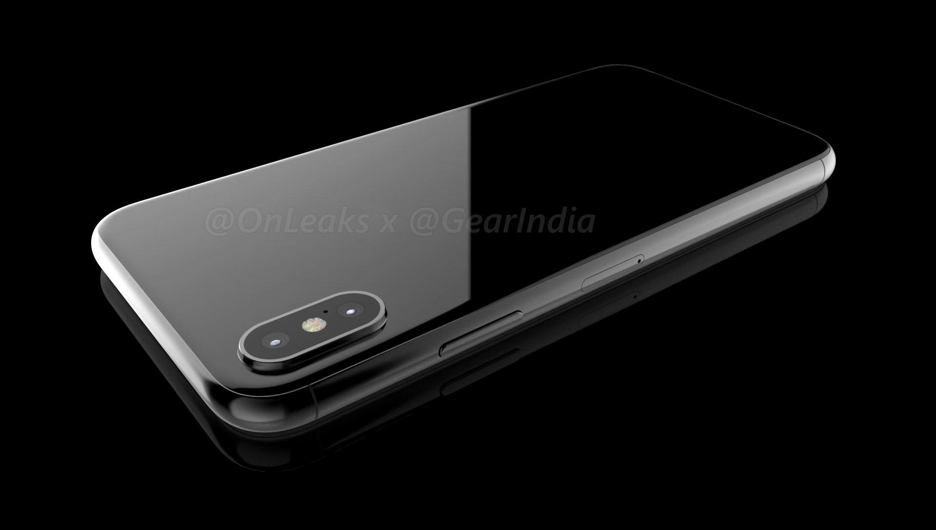 iPhone 8 появится в октябре-ноября со сканером радужки