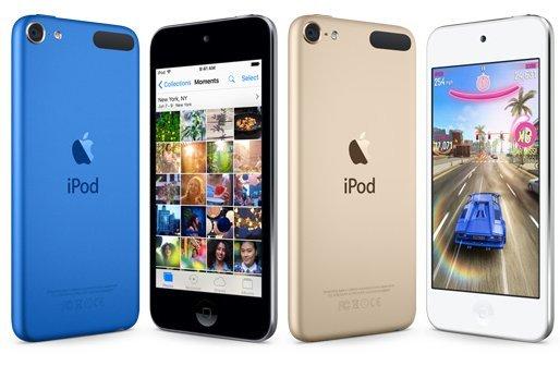 Apple убила половину iPod touch и снизила цены