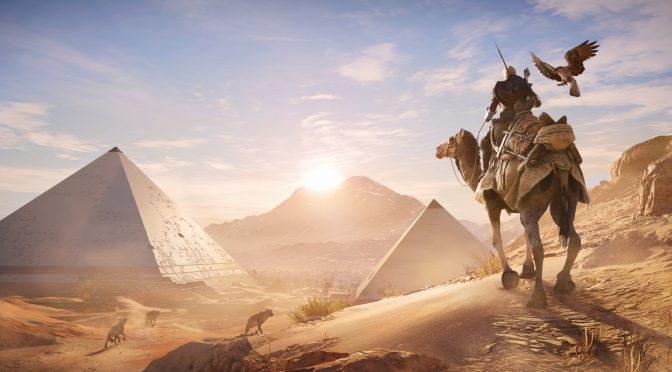 В сети появилось видео, посвященное боевой системе Assassin's Creed: Origins
