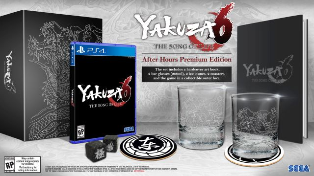 Yakuza 6: The Song of Life выйдет на английском языке весной 2018 года