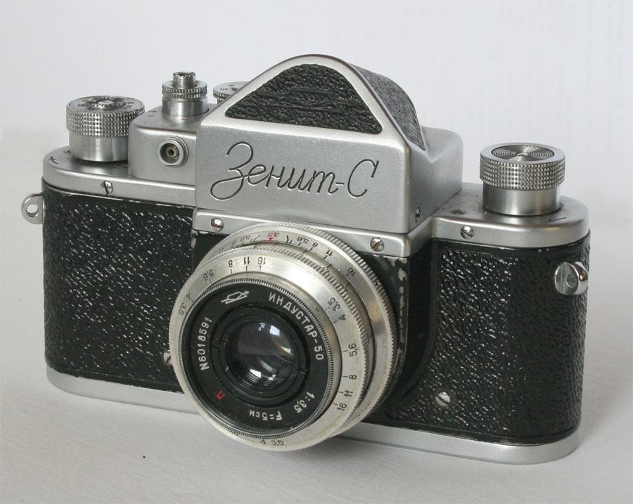 Фотоаппарат «Зенит» вернется на рынок в 2018 году