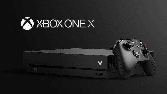 Xbox One X стала доступна для предзаказа