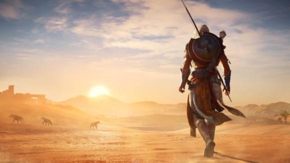 Представлено новое видео Assassin's Creed: Origins