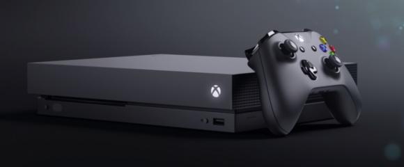 Названа стоимость Xbox One X в России