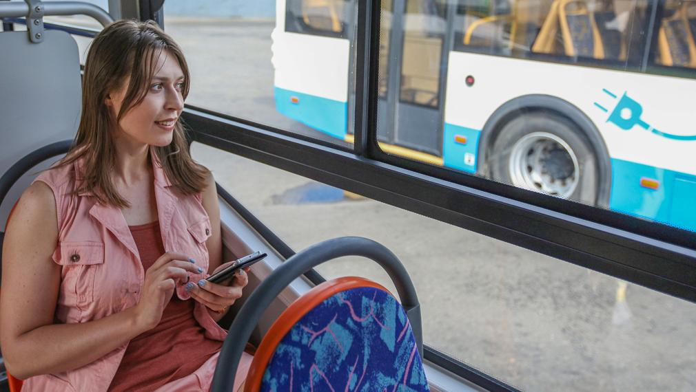 Московские электробусы получат USB-разъемы, климат-контроль и Wi-Fi