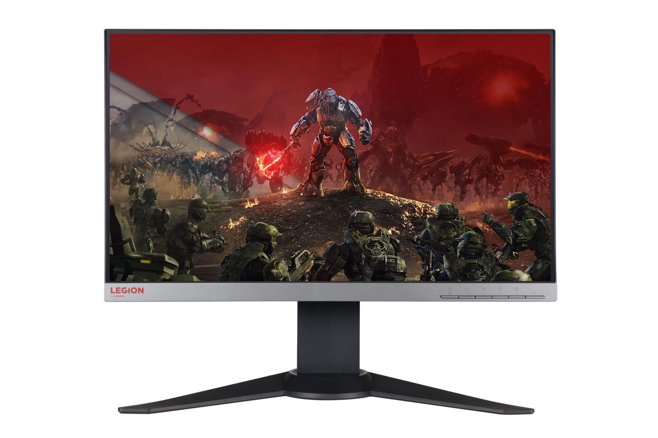 Lenovo представила игровой монитор Legion Y25f