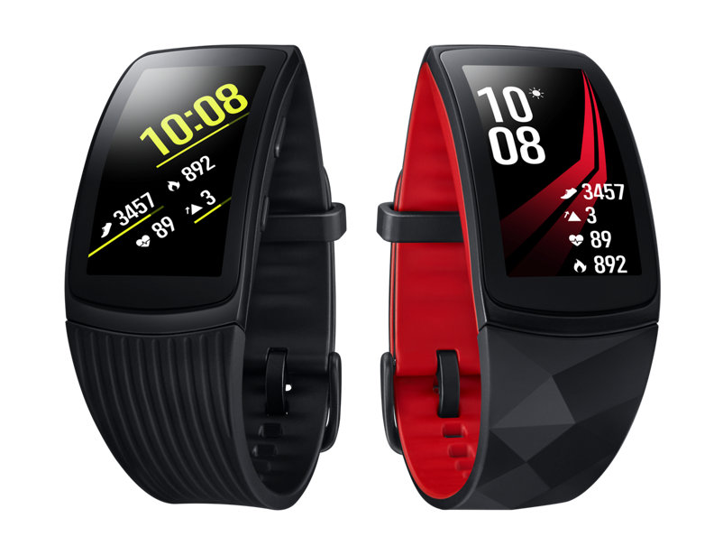 Фитнес-браслет Samsung  Gear Fit 2 Pro