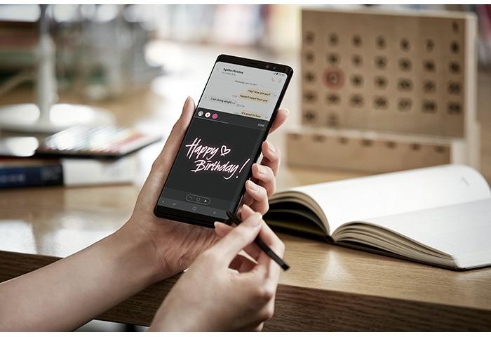 Владельцы Samsung Galaxy Note 7 получат скидку на  Galaxy Note 8 до $425