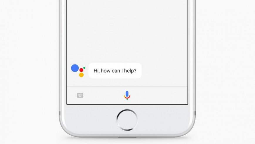 Google Assistant для iPhone в Европе