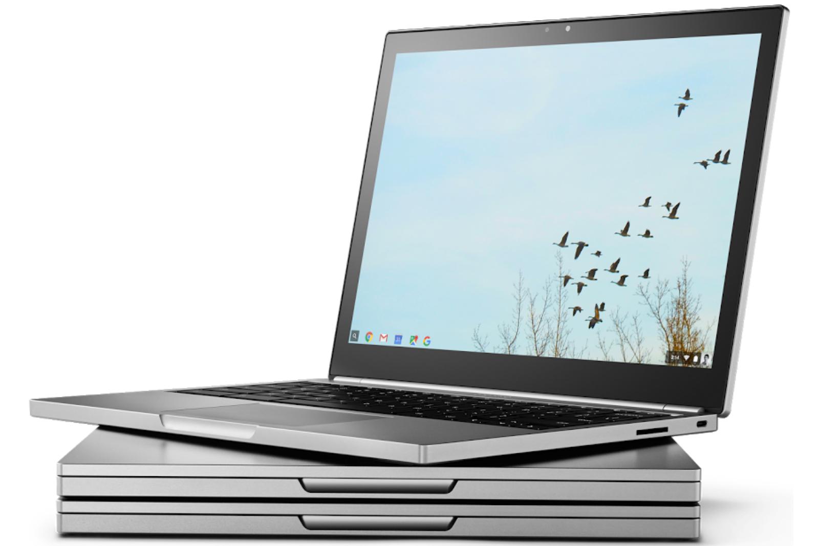 Хромбук Google Chromebook Eve засветился в бенчмарке