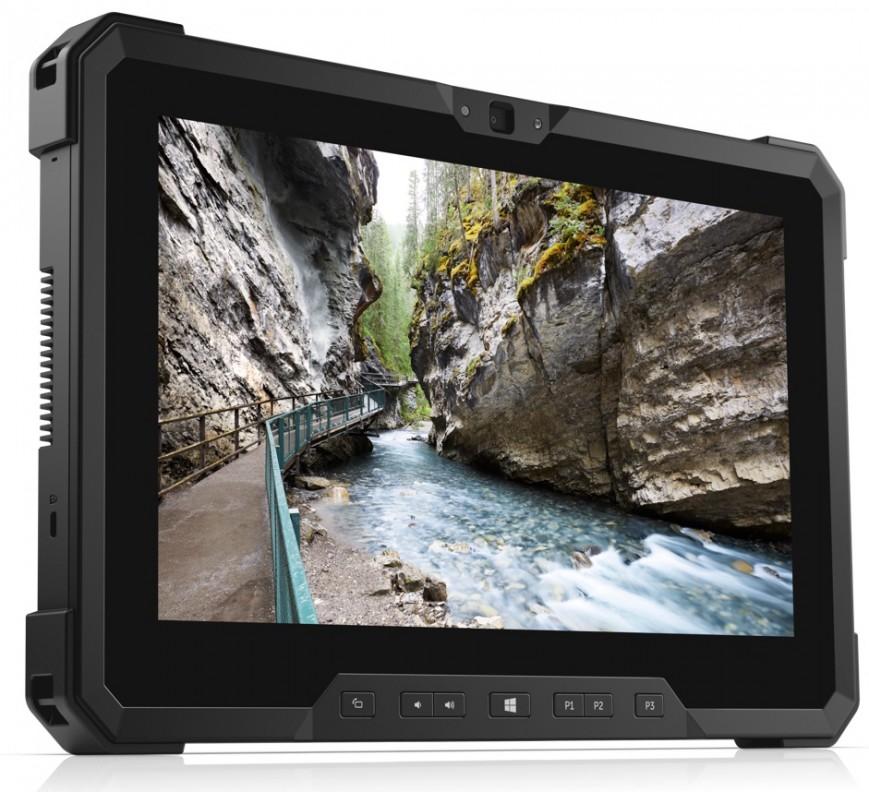 Экстремально прочный планшет Dell Latitude 7212 Rugged Extreme выйдет в России