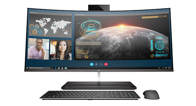 ПК-моноблок HP EliteOne 1000 получил съемный дисплей