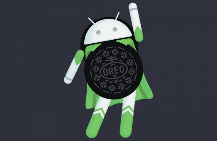 Android Oreo для Motorola