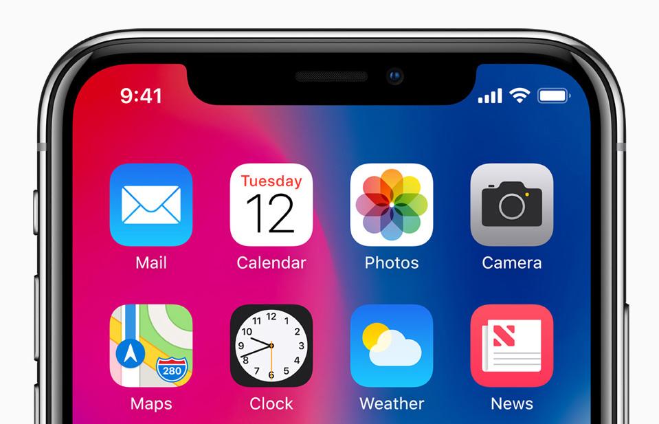 Владельцы смартфонов на Android притворяются, что у них iPhone X