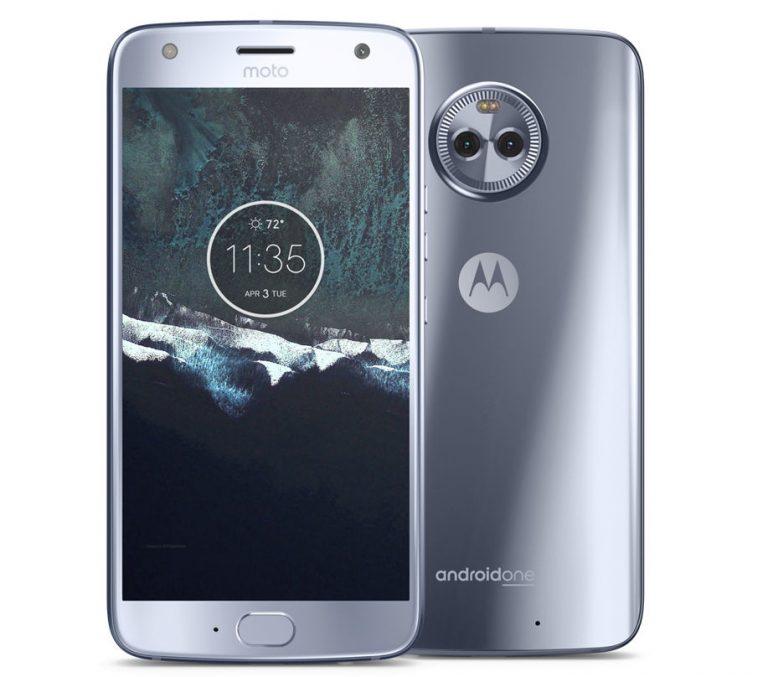 Смартфон Google Moto X4