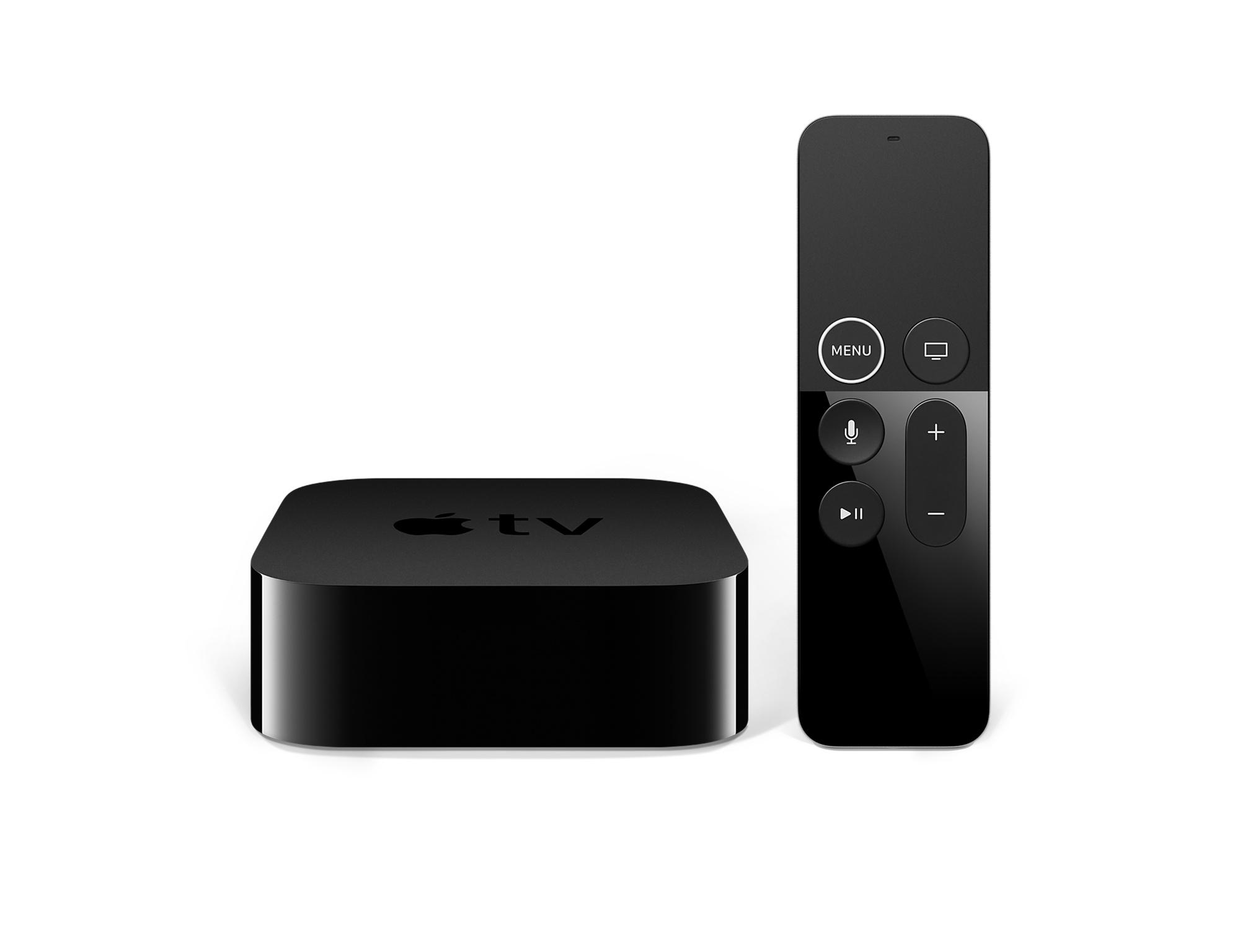 Телеприставка Apple TV 4K поступила в продажу