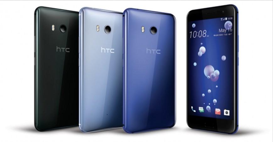 Безрамочный HTC U11 Plus дебютирует в ноябре
