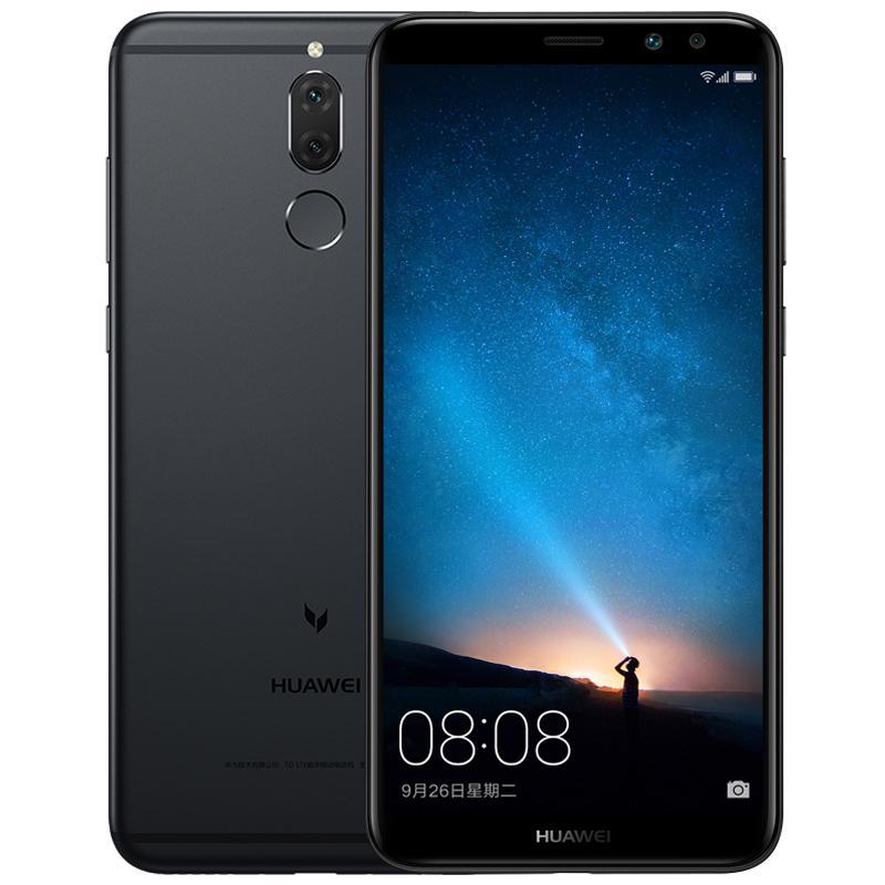 Безрамочный Huawei Maimang 6 с четырьмя камерами представлен официально