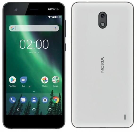 Nokia подтвердила дебют ультрабюджетного Nokia 2 в ноябре