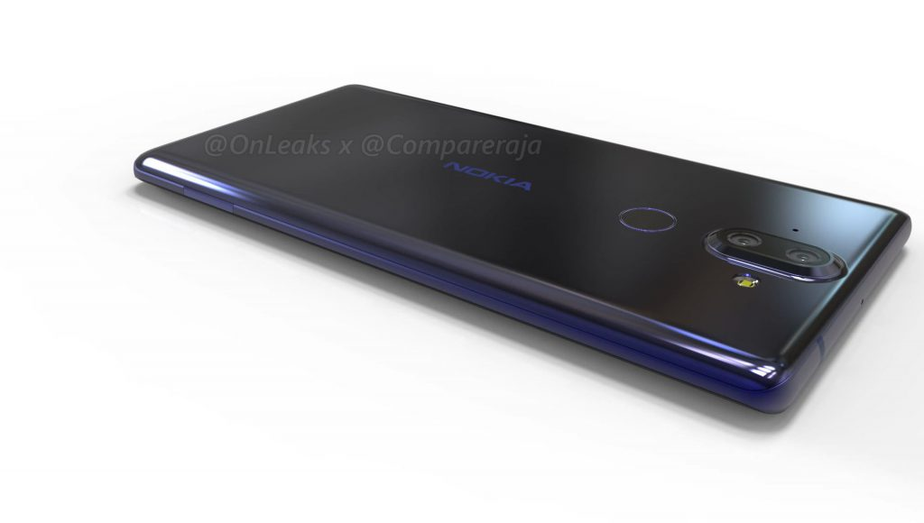 Nokia 9 показался на рендерах и видео