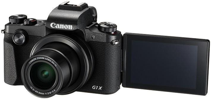 Canon представила премиум-компакт PowerShot G1 X Mark III