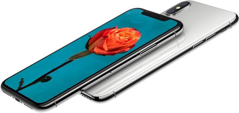 Foxconn начал поставки  iPhone X