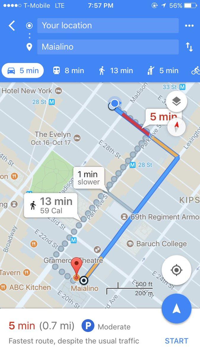 Google убрала потенциально опасные кексики с Карт