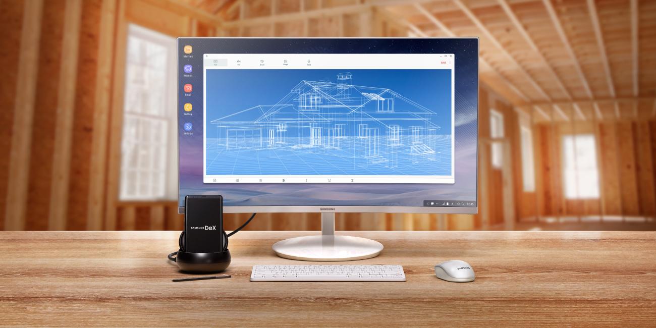 Samsung DeX научилась работать с Linux