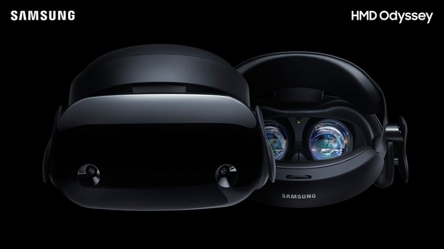 Шлем виртуальной реальности Samsung Odyssey не появится в Европе
