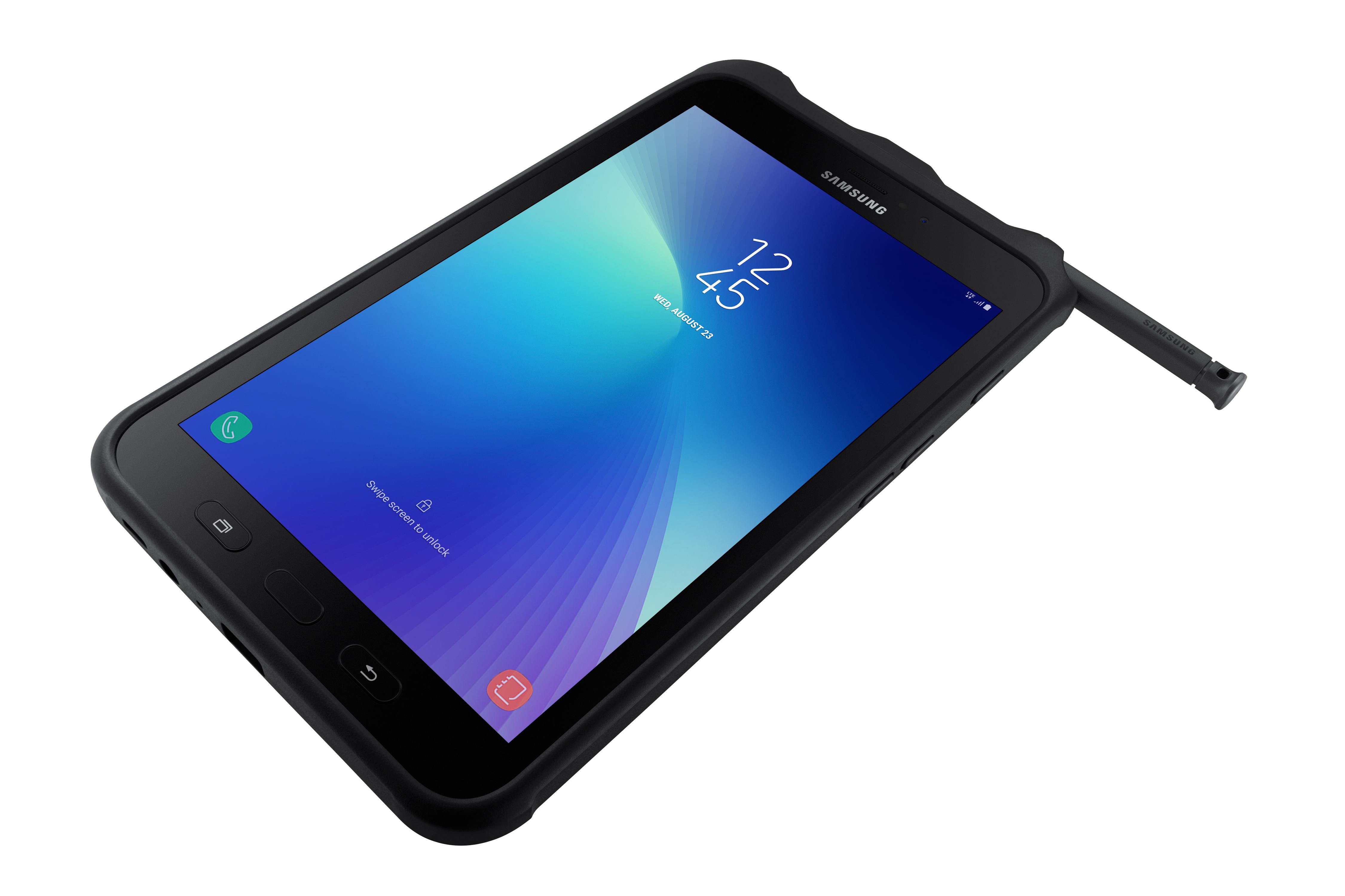 Samsung представила защищенный планшет Galaxy Tab Active 2