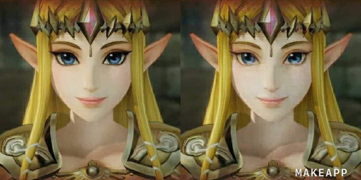 Принцесса Зельда из The Legend of Zelda