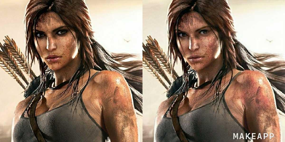 Лара Крофт из Tomb Raider