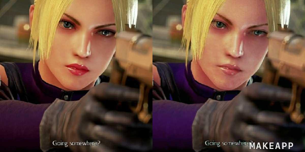 Нина Уильямс из Tekken