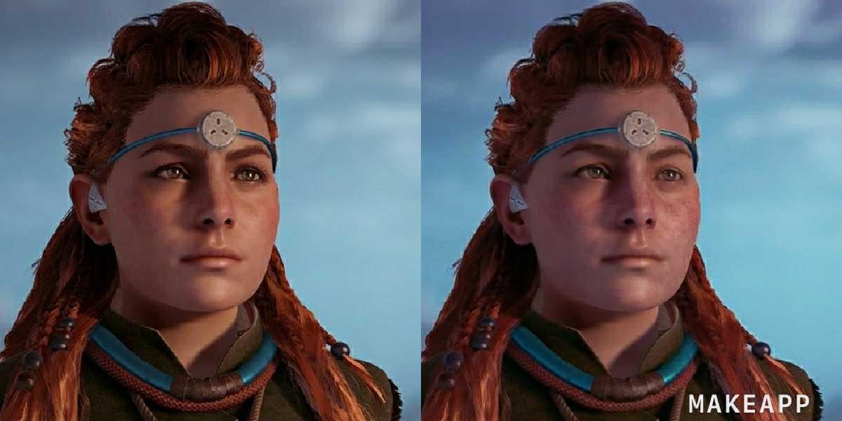 Элой — главная героиня игры Horizon Zero Dawn