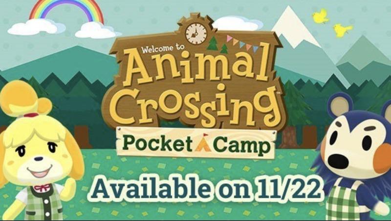 Nintendo назначила релиз мобильного Animal Crossing на 22 ноября