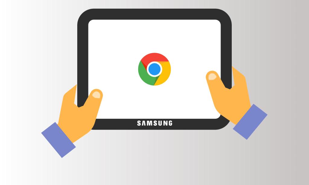 Samsung готовит хромбук со съемной клавиатурой