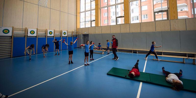 Московские спортивные школы подключат к бесплатному Wi-Fi