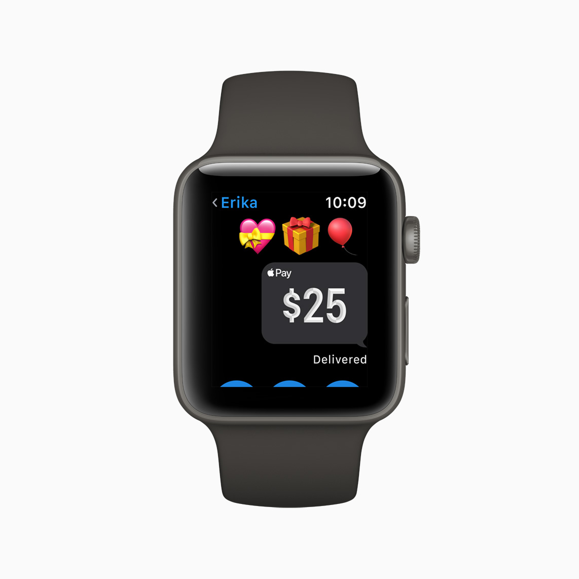 Apple выпустила watchOS 4.2 с поддержкой Apple Pay Cash