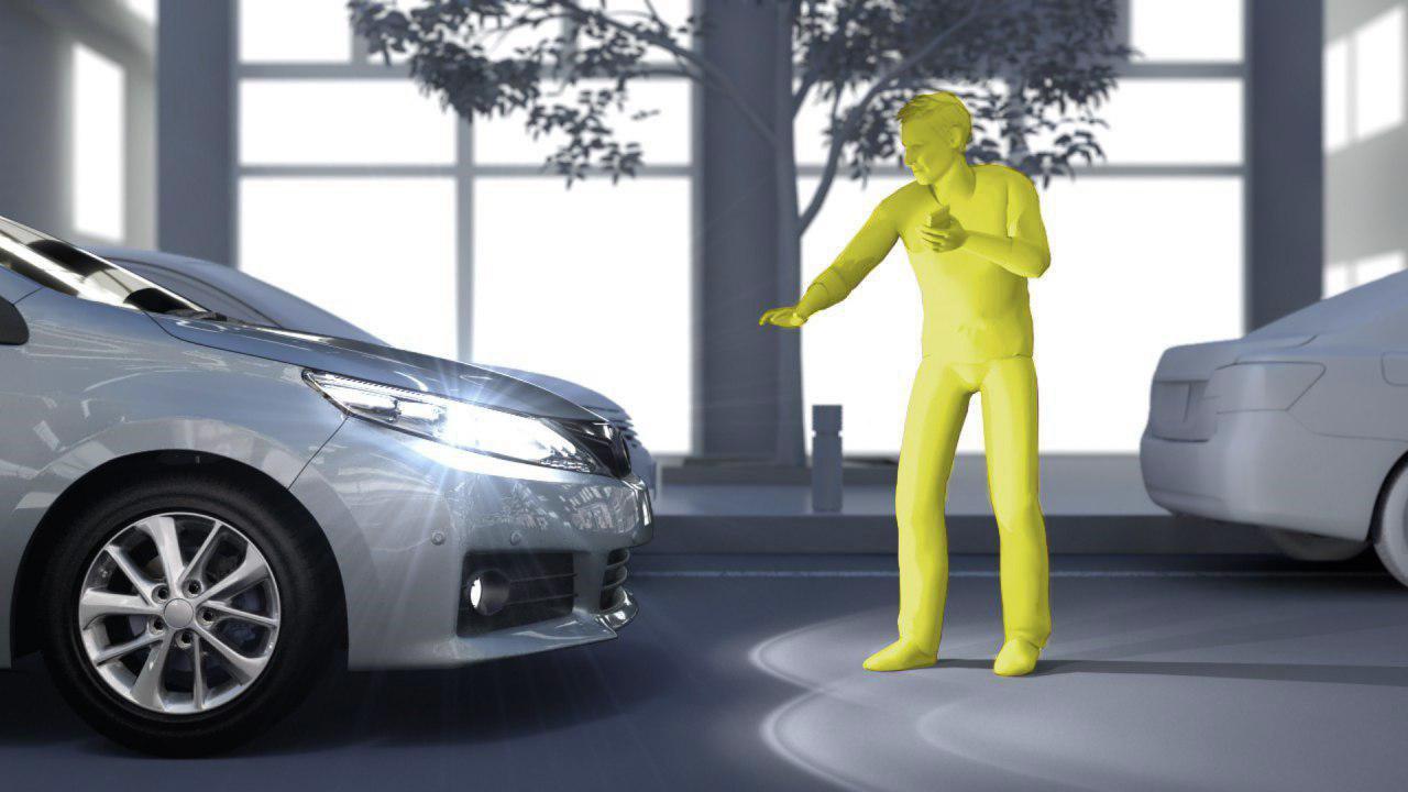 Toyota научила автомобили распознавать велосипедистов и пешеходов в ночное время