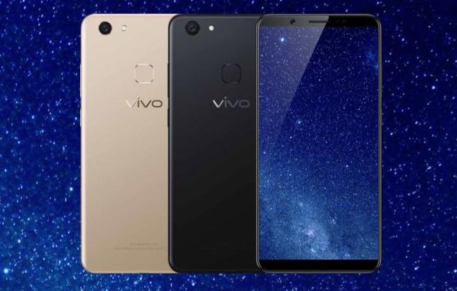 Объявлена российская цена безрамочных Vivo V7 и V7+