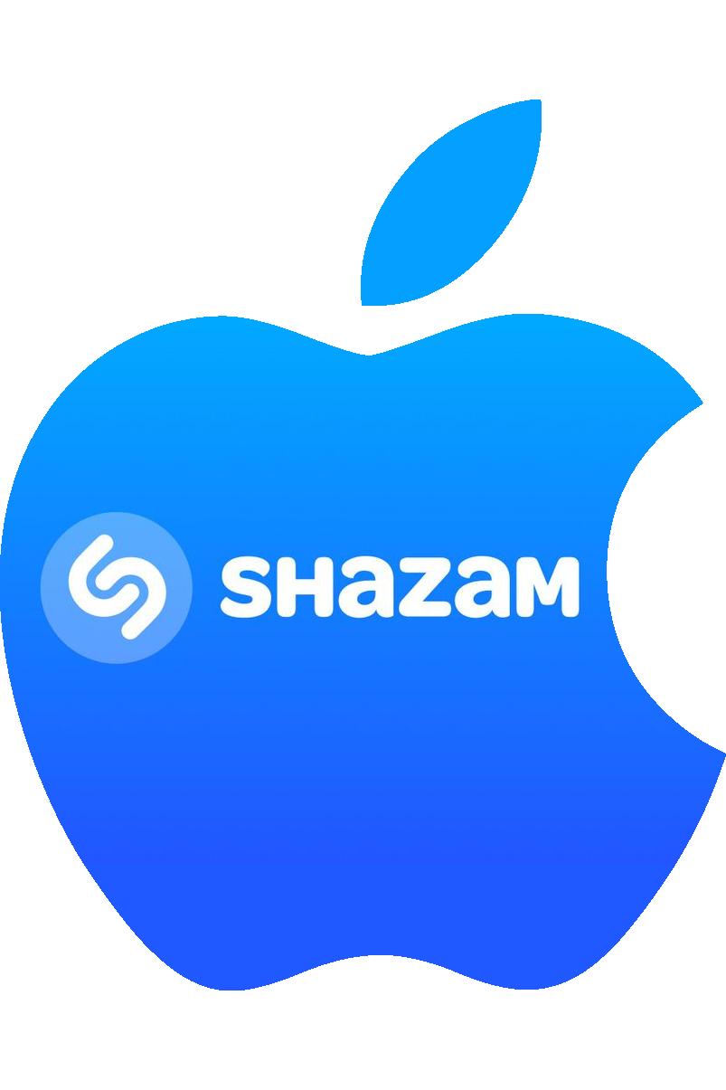 Цифра дня: Сколько заплатит Apple за Shazam?