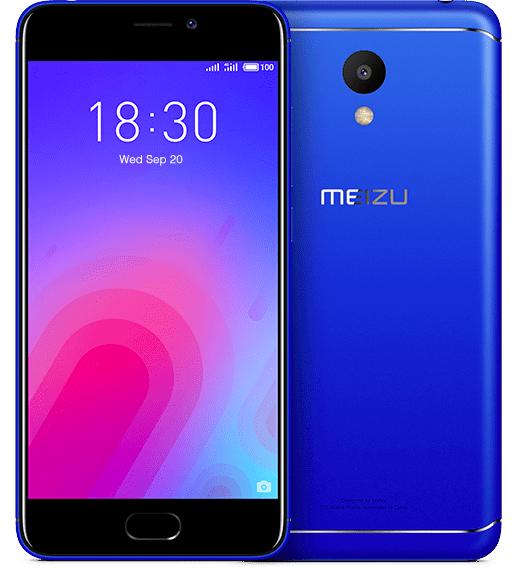 Стодолларовый смартфон Meizu M6 вышел в России