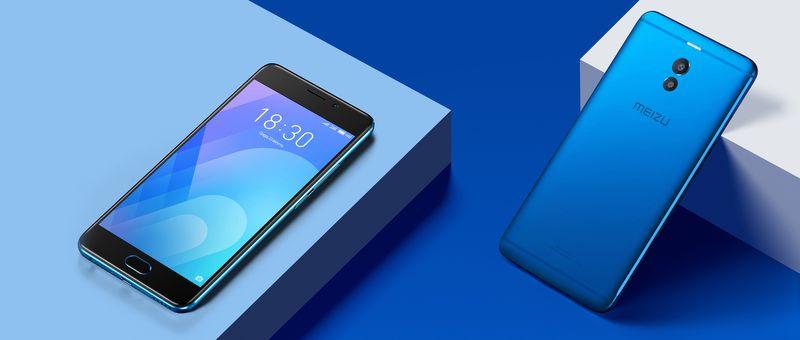 Смартфон Meizu M6 Note вышел в России